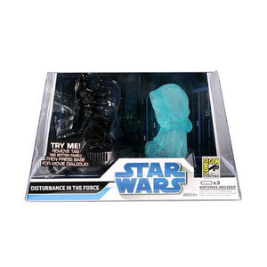 "Star Wars Legacy Collection 2008 SDCC Exclusive - Disturbance In The Force 3.75"" Action Figure Set"