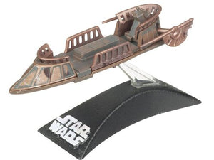 "Titanium Series Star Wars - 3"" Tatooine Skiff"