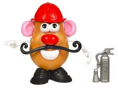 Mr. Potato Head - Firefighter Figure