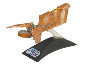 "Titanium Series Star Wars - 3"" Bossk's Starship the Hound's Tooth"