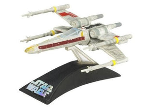 "Titanium Series Star Wars - 3"" John Branons Red Four X-Wing"