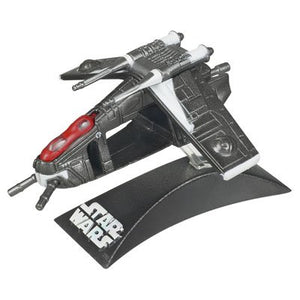 "Titanium Series Star Wars - 3"" Shadow Trooper Gunship"