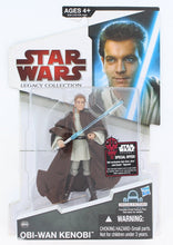 "Star Wars Legacy Collection Build-A-Droid BD06 - Obi-Wan Kenobi 3.75"" Action Figure with Droid Part"