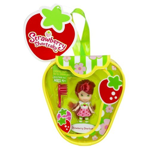 Strawberry Shortcake Mini Strawberry Shortcake in Purse