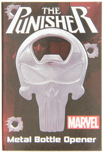 "Marvel Punisher - Metal 4"" Bottle Opener"
