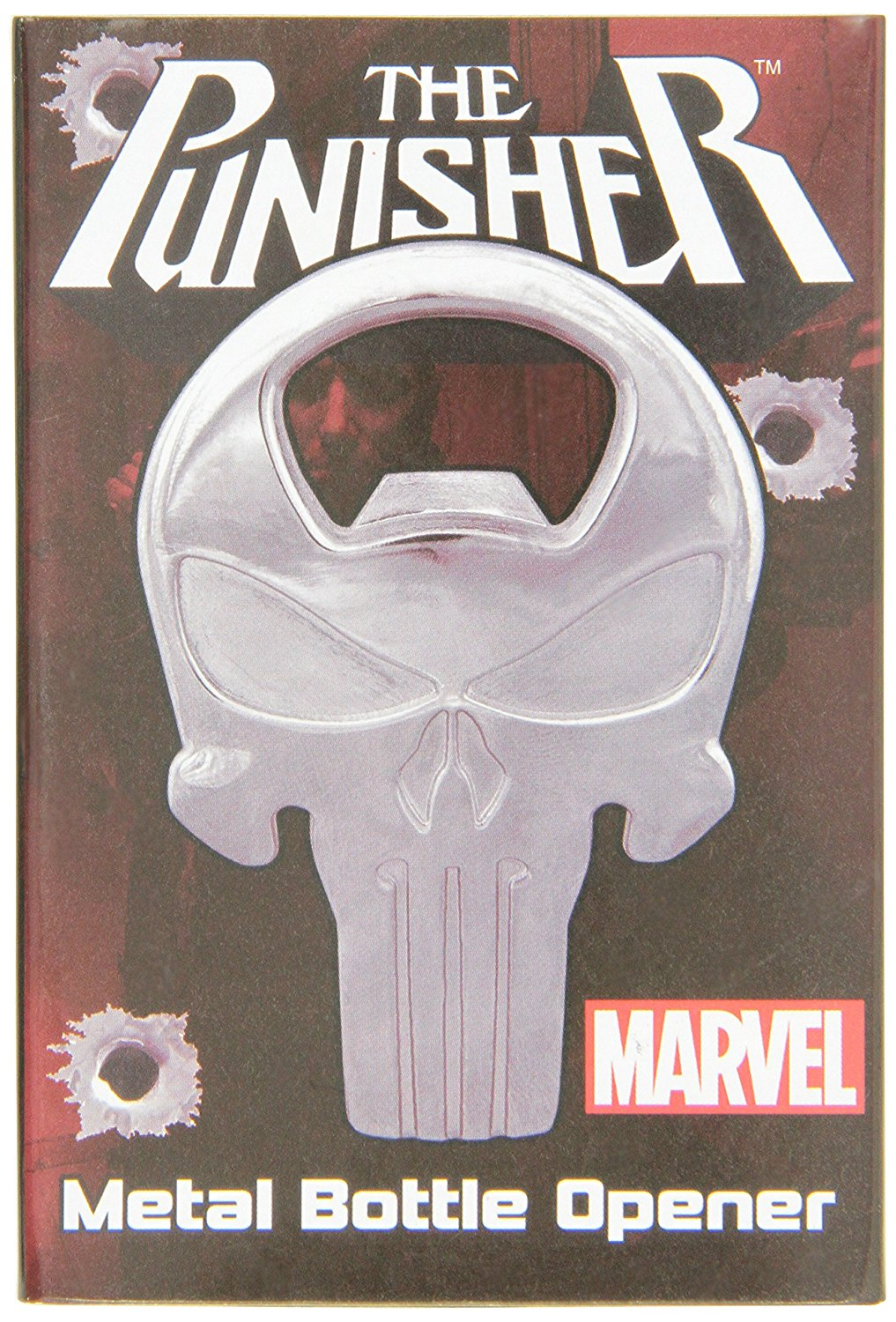 Marvel Punisher - Metal 4