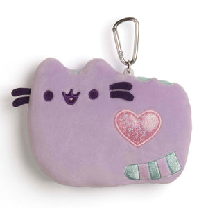 Pusheen Pastel ID Case - Purple