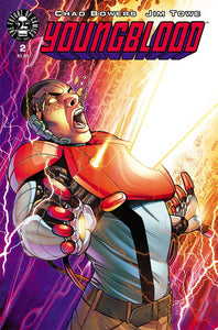 Youngblood, Vol. 2 #2