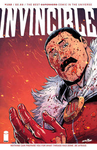 Invincible #132 (MR)