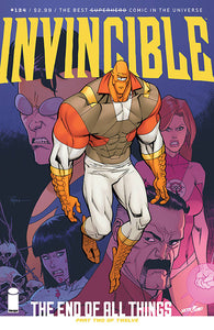 Invincible #134 (MR)