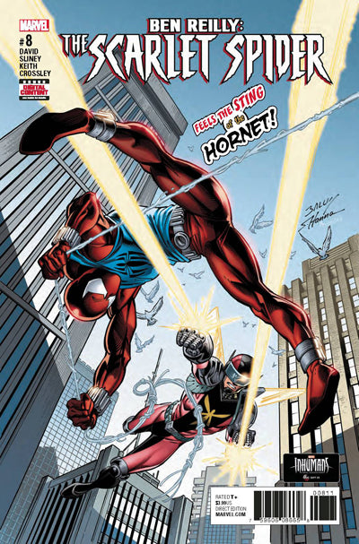 Ben Reilly Scarlet Spider #8