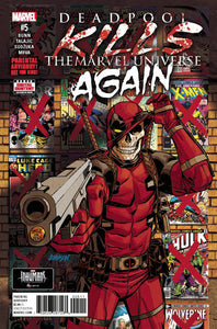 Deadpool Kills the Marvel Universe Again #5 (of 5)