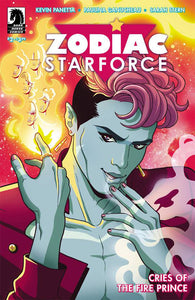 Zodiac Starforce Cries of Fire Prince #2