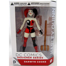 "DC Comics Designer Series Darwyn Cooke - Harley Quinn 6.6"" Action Figure"