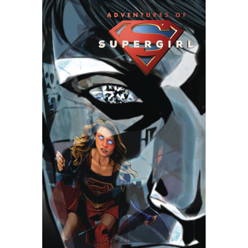 Adventures of Supergirl #4