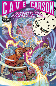 Cave Carson Has a Cybernetic Eye #9 (MR)
