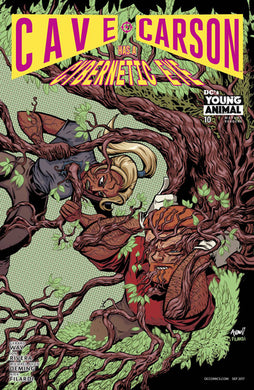 Cave Carson Has a Cybernetic Eye #10 (MR)
