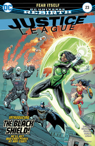 Justice League, Vol. 3 #23