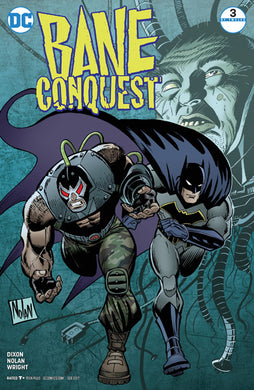 Bane Conquest #3 (of 12)