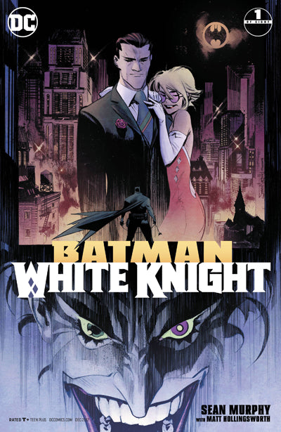 Batman White Knight #1 (of 8)