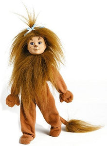 "Madame Alexander's Wizard of Oz - Cowardly Lion 10"" Doll"