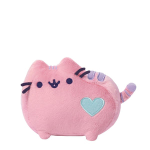 "Pusheen Pastel Pink Heart 6"" Plush"