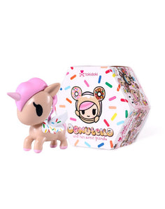 Donutella & her Sweet Friends 1 Blind Box Mini Figure (Only 1 Random Blind Box)