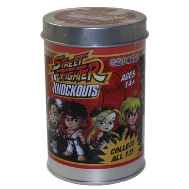 Street Fighter Lil Knockouts Mini 2.75