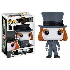 Funko Pop Disney Alice Through The Looking Glass - Mad Hatter Figure