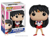 Funko Pop Anime Sailor Moon - Sailor Mars Figure