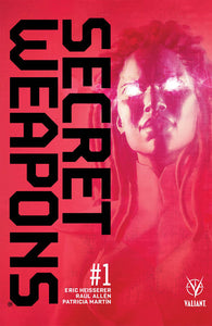 Secret Weapons #1 (of 4)