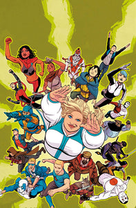 Faith and the Future Force #1 (of 4)