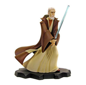 "Star Wars - Animated Obi-Wan Kenobi ""A New Hope"" Maquette 9"" Statue"