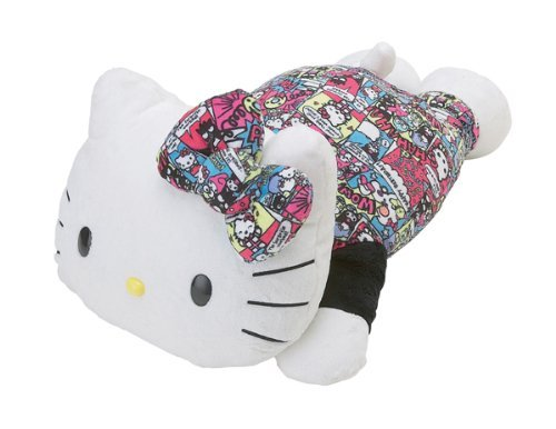 Hello Kitty Comic Huggable Plush 22