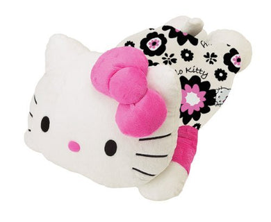 Hello Kitty Black and Pink Flower 22.5
