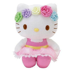 "Hello Kitty Garden Collection 12"" Plush"