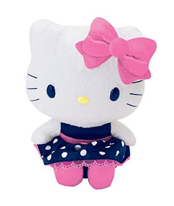 "Hello Kitty Dotted Sea Collection 8"" Plush"