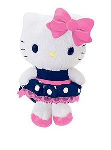 "Hello Kitty Dotted Sea Collection 5"" Mascot Plush"