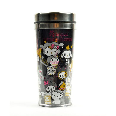 Tokidoki X Sanrio Characters Hello Kitty Stainless Steel Mug 15.5 oz
