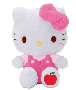 "Hello Kitty Apple Collection Scented 8"" Plush"