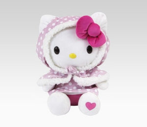 "Hello Kitty Cape Collection 12"" Plush"