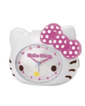 Hello Kitty the Lovely-Style Alarm Clock