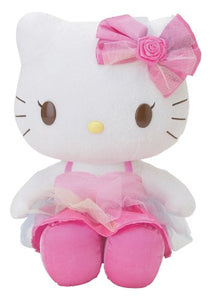 "Hello Kitty Ballerina Collection 9"" Mascot Plush"