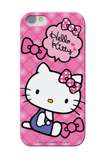 Hello Kitty IPhone 5 / 5s Prism Clear Pink Case