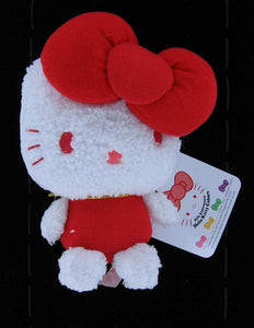 Sanrio 35th Anniversary - Hello Kitty Red Mini Plush Doll