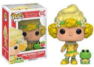 Funko Pop Animation Strawberry Shortcake - Lemon Meringue & Frappe Figure