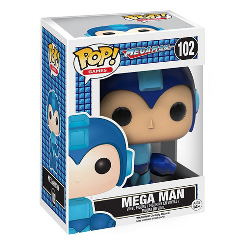 Funko Pop Mega Man Figure