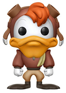 Funko Pop Disney Animation Darkwing Duck - Launchpad McQuack Figure