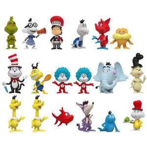 Funko Mystery Mini Dr Seuss - 1 Blind Box Vinyl Figure (Only 1 Random Blind Box)