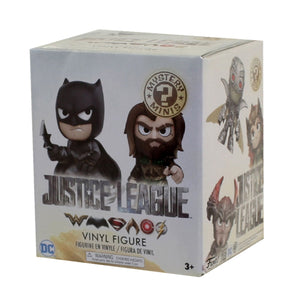 Funko Mystery Mini DC Comics Justice League Movie - 1 Blind Box Vinyl Figure (Only 1 Random Blind Box)